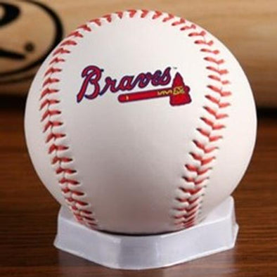Atlanta Braves Rawlings Replica Logo Baseball