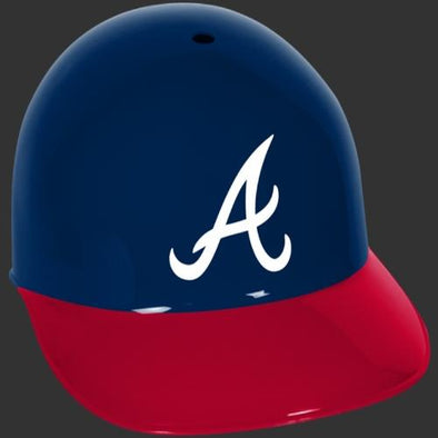 Atlanta Braves Rawlings Replica Batting Helmet