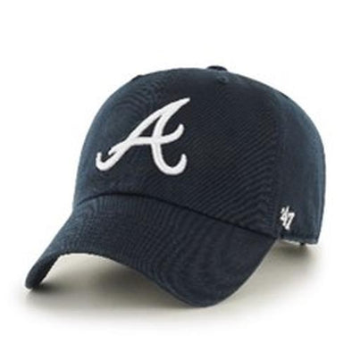 Atlanta Braves '47 Road Clean Up Cap