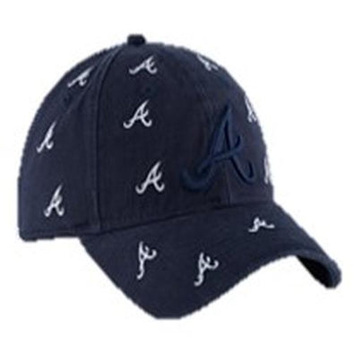 Atlanta Braves New Era Women's Script A Scatter 920 Cap