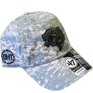 Gwinnett Stripers '47 Brand OHT Camp Clean Up Cap