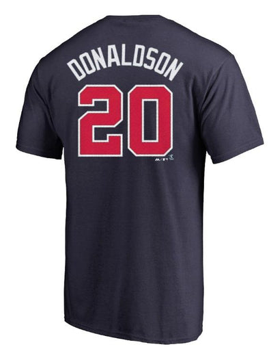 Atlanta Braves Donaldson #20 Player Tee
