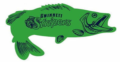 Gwinnett Stripers Foam Fish Hat