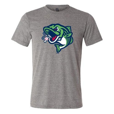 Gwinnett Stripers Bimm Ridder Home Cap Triblend Short Sleeve Tee