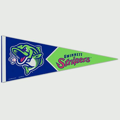 GWINNETT STRIPERS PENNANT
