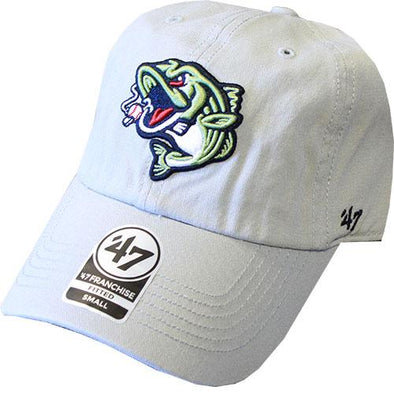 Gwinnett Stripers '47 Grey Home Logo Franchise Cap