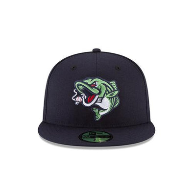 Gwinnett Stripers New Era Home On Field 5950 Cap- Navy
