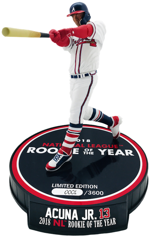 "Atlanta Braves Ronald Acuna 6"" Figure"
