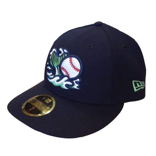 Gwinnett Stripers New Era Alternate Tail Low Profile 5950- Navy