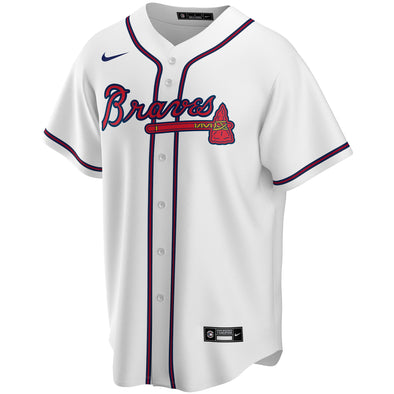 Atlanta Braves Nike Replica Home White Jersey