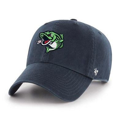 Gwinnett Stripers '47 Navy Clean Up Cap