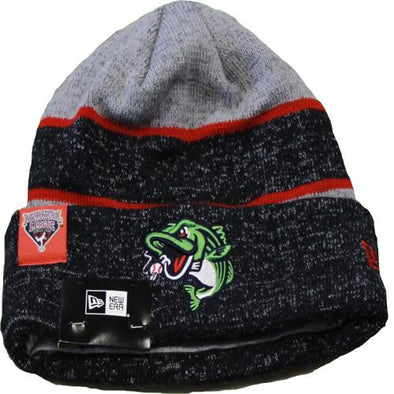 Gwinnett Stripers New Era Sport Knit Beanie- Navy
