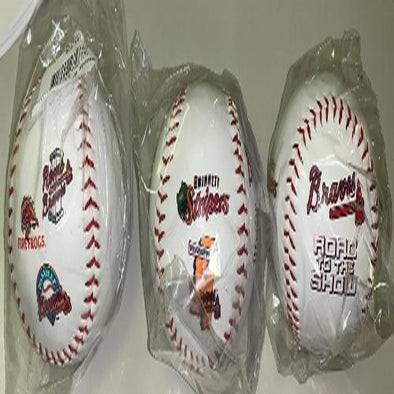 Atlanta Braves Road to Show Baseball