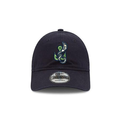 Gwinnett Stripers New Era Alternate Worm 920 Cap- Navy