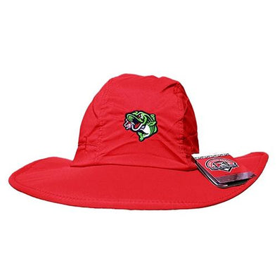 Gwinnett Stripers OC Sports Home Logo Bucket Cap- Red