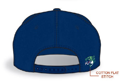 Gwinnett Stripers OC Sports Skipper Cap- Navy