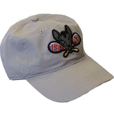 Gwinnett Stripers Xolos de Gwinnett OC Sports Cap- Light Grey