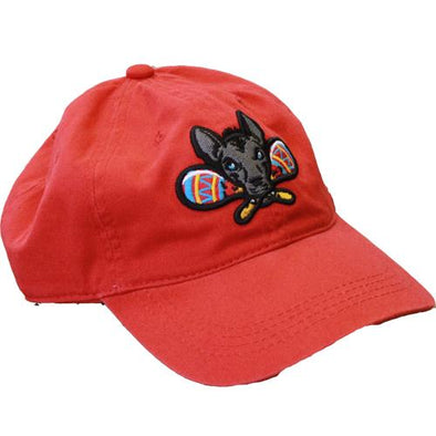 Gwinnett Stripers Xolos de Gwinnett OC Sports Clean Up Cap- Red
