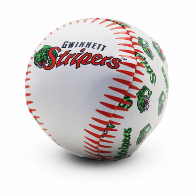 Gwinnett Stripers Step &Repeat Softee Ball