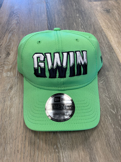 Gwinnett Stripers New Era GWIN Batting Practice 920 Cap