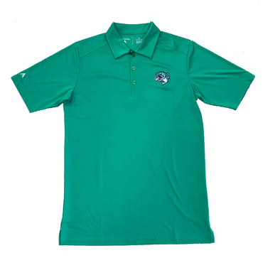 Gwinnett Stripers Antigua Tribute Polo- Green