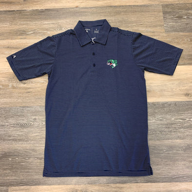 Gwinnett Stripers Antigua Quest Polo- Navy