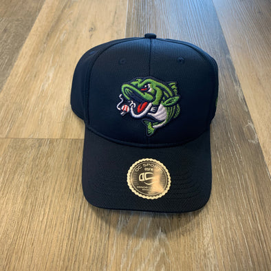 Gwinnett Stripers OC Sports Infielder Cap- Navy