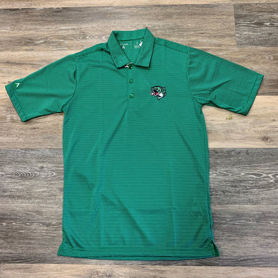 Gwinnett Stripers Antigua Quest Polo- Green