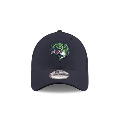 Gwinnett Stripers New Era Youth Home Logo 940 Cap- Navy