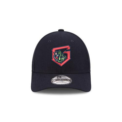 Gwinnett Stripers New Era Youth Alternate G Logo 940 Cap- Navy