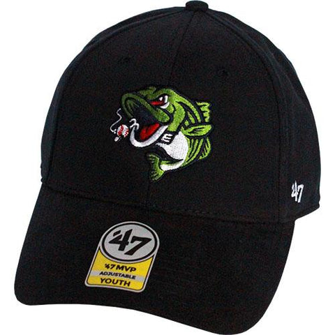 Gwinnett Stripers '47 Home Logo Youth MVP Cap