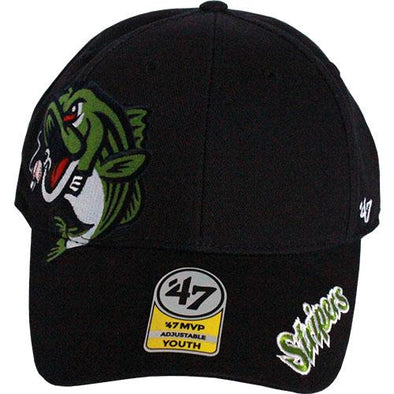 Gwinnett Stripers '47 Home Logo Youth Damascus MVP Cap