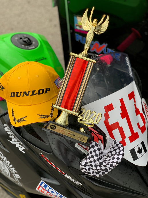 CSBK Lightweight Round 2 Sees Maguire Podium at Mosport!