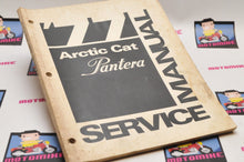 Load image into Gallery viewer, Genuine ARCTIC CAT Factory Service Shop Manual  1977 77 PANTERA  0153-124