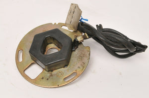 Genuine Yamaha 2F3-81671-10-00 Electronic Pickup Coil Ignition Base Plate XS750+
