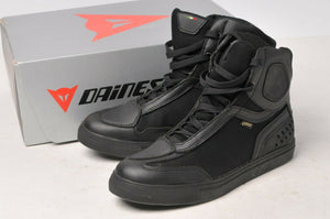 MISMATCHED Dainese Mens Street Darker-G Motorcycle Shoes L-40/7.5 R-41/8.5 New