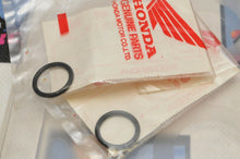 Load image into Gallery viewer, NOS Honda OEM 91333-KE5-003 Qty:2 O-RING, GASKET,SEAL (17.0X2.5) - SEE LIST
