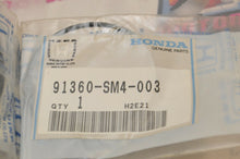 Load image into Gallery viewer, NOS Honda OEM 91360-SM4-003 Qty:8 O-RING,GASKET,SEAL (54.5X2.4) FORK CR500R++