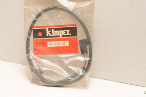 NEW NOS KIMPEX RUN/STOP (KILL) SWITCH 01-120-35 JOHN DEERE SNOWFIRE LIQUIFIRE+
