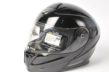 Load image into Gallery viewer, Scorpion EXO-GT-920 Motorcycle Helmet Modular Gloss Black XS 92-0032 extra small