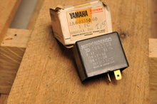 Load image into Gallery viewer, NOS OEM YAMAHA 2A6-83350-60 FLASHER RELAY 6v - DT250F XT500E DT400E DT100 ++