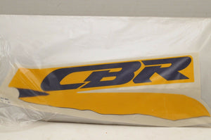 NOS OEM HONDA DECAL 64309-MAL-890ZB STRIPE C RIGHT COWL LOWER(TYPE4)CBR600F3 96