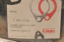 Load image into Gallery viewer, New NOS Kimpex Full Gasket Set R18-8101 FS09-8101 09-8101 Yamaha GPX433F 1974-75