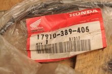 Load image into Gallery viewer, GENUINE NOS HONDA 17910-389-405 CABLE, THROTTLE - CB175 CL175 CB200 CB125 ++