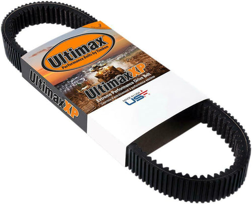 Ultimax XP XS821 Drive Belt - Ski-Doo 600 800 1200 e-Tec 4-Tec Can-Am