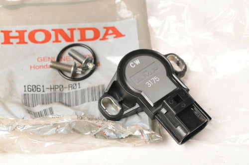 Genuine Honda 16061-HP0-A01 TPS Throttle Position Sensor Set - TRX500 Foreman ++