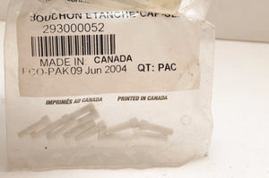 NEW NOS SKIDOO SEADOO CANAM WIRING HARNESS SEALING CAP 293000052 LOT OF 10