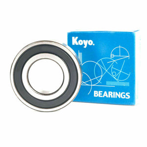 KOYO 6304 2RS  Deep Groove Ball Bearing 20x52x15mm - 63042RS
