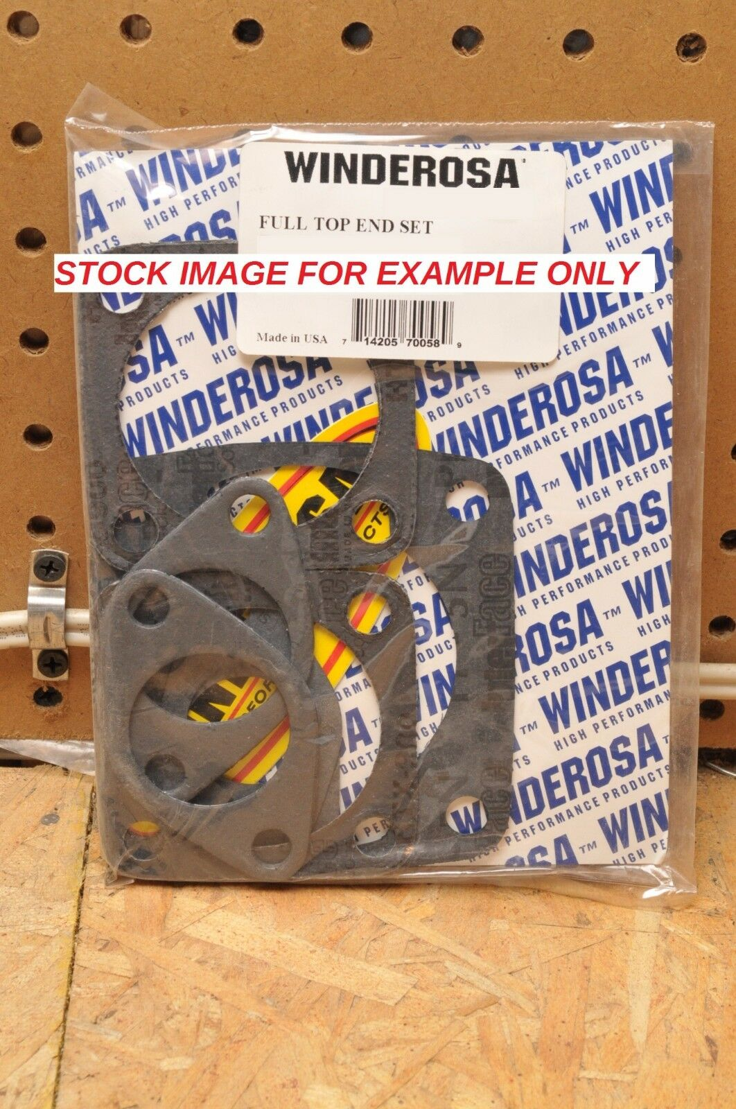 NEW WINDEROSA PRO TOP END GASKET SET 09-710187 POLARIS INDY 440 XCR SKS 1992-95
