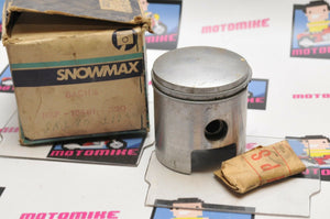 NOS New Old Stock SNOWMAX PISTON 18481 +20 SACHS SA280 70mm +.020 OVER
